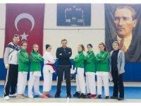 Ispartalı Karateciler Yarı Finallere yükseldi