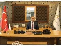 Niğde Belediye Başkanı Özdemir'den Üç Aylar ve Regaib Kandili Mesajı