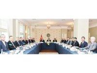 ETB Başkanı Öztürk, TOBB'u temsilen Türkiye Ürün İhtisas Borsası Yüksek İstişare Kurulu'nda