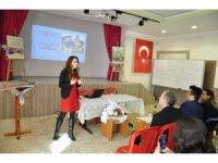 """Safranbolu'da """"Çocukluk Çağı Obezitesi ve Ebeveyn Davranışları"""" semineri"""