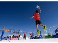 Kar Voleybolu Türkiye Şampiyonası heyecanı Sivas'ta yaşanacak
