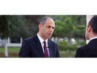 KKTC Dışişleri Bakanı Özersay'dan BM Genel Sekreteri Guterres'e mektup