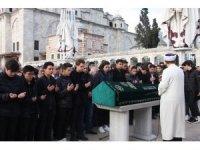 Ünlü İş adamı Ali Armağan'ın oğlu son yolculuğuna uğurlandı