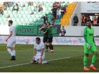 TFF 1. Lig: Akhisarspor: 2 - Giresunspor: 0