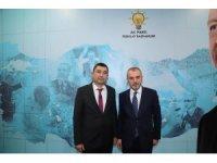 AK Parti Kaş ilçe başkan adayı belli oldu