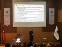 ETÜ'de eğitimde motivasyonu etkileyen unsurlar konferansı