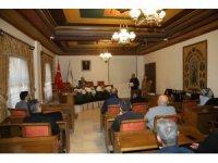 Nevşehir Belediyesi, iş sağlığı ve güvenliği kurul toplantısı yapıldı