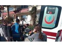 Bilecik'te kamyonetin bisiklete çarpması sonucu 1 kişi yaralandı