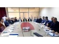 ASKOM ile Hasta Sevk Değerlendirme ve Denetleme Komisyonu Toplantısı