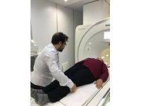 Kuşadası Devlet Hastanesi'nde MR cihazı hizmet vermeye başladı