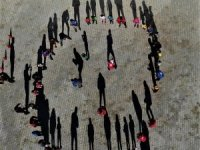 Okulların açıldığı deprem bölgesi Elazığ'da, çocuklara özel etkinlik