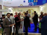 Dubai'de gerçekleştirilen yiyecek fuarına Türkiye'den yoğun katılım