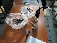 Uyuşturucu operasyonunda yakalanan zanlı tutuklandı