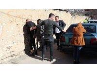 Karaman'da uyuşturucu satıcısı kovalamaca sonucu yakalandı
