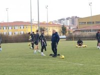 Kayserispor'da Göztepe maçı hazırlıkları devam ediyor