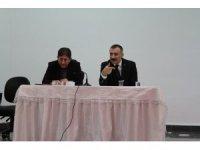 Özalp'ta muhtarlar toplantısı yapıldı