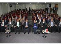 TÜRİB seminerine yoğun ilgi