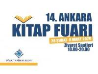 Türk Tarih Kurumu Yayınları Ankara Kitap Fuarı'nda