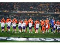 UEFA Avrupa Ligi: Medipol Başakşehir: 0 - Sporting Lizbon: 0 (Maç devam ediyor)