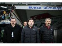 """İbrahim Üzülmez: """"Bursaspor bu yarışın içerisinde olacak"""""""