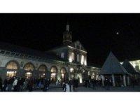 Diyarbakırlılar Regaip Kandili'nde Ulu Camii'ne akın etti