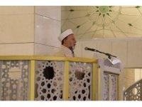 Regaip Kandili'nde 62 hafız Kuran-ı Kerim okudu