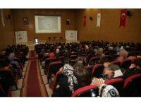 Bayburt'ta 'Son Hükümdar Abdülhamid ve Osmanlı Devleti'nin Sonu' konferansı