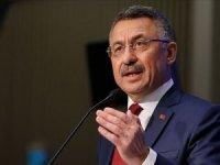 Cumhurbaşkanı Yardımcısı Fuat Oktay'dan İdlib'deki saldırıya tepki
