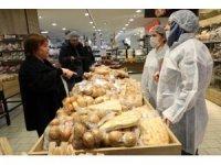 Eskişehir'de 34 gıda kontrol görevlisiyle 366 işletme denetlendi