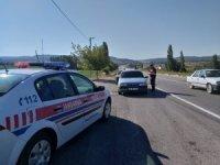Jandarma 266 aranan şahsı yakaladı