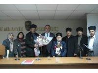Kuvayi Milliye Mücahitler Derneği üyelerine afet konferansı