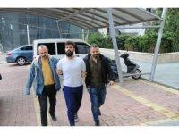 Alanya'da suç makinesi cezaevi firarisi yakalandı