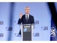 """Stoltenberg: """"NATO olarak Türkiye'ye gelebilecek tehditlere karşı desteğimiz sürüyor"""""""