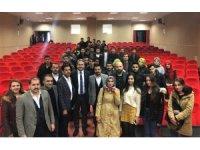 TOBB Van Genç Girişimciler Kurulu üniversitelilerle buluştu