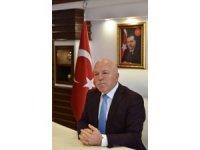 Başkan Sekmen'den taziye mesajı