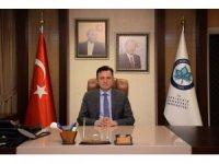 Rektörü Şenocak'tan Yeşilay Haftası mesajı