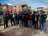 Manisa'da İdlib şehitleri için mevlidi şerif okutuldu