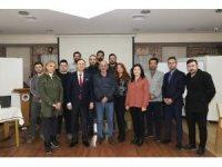 DTSO'da Business Networking eğitimi gerçekleştirdi