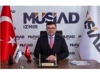 """MÜSİAD İzmir Başkanı Bilal Saygılı, """"Devletimizin ve halkımızın yanındayız"""""""