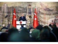 """Cumhurbaşkanı Erdoğan: """"Suriye meselesi Türkiye için asla bir macera, sınırlarını genişletme çabası değildir"""""""