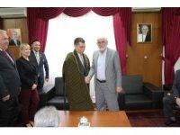 """Başkan Cevahiroğlu: """"Afganistan'ın yeniden yapılanmasında görev almaya hazırız"""""""