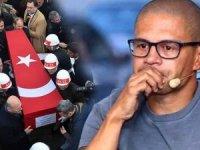 'Başın sağolsun Türkiye'