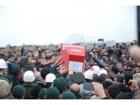 Tokat'ta İdlib şehidi toprağa verildi