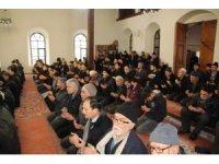 Sındırgı'da İdlib şehitleri için gıyabi cenaze namazı kılındı