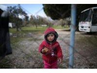 Ayvacık'tan bota bindirilen mülteciler 25 dakikada Yunanistan'da oluyor