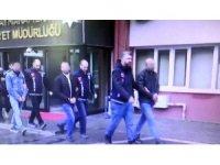 Kocaeli'de ruhsatsız silah satan şahıslara operasyon: 4 gözaltı