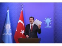 AK Parti'li Yavuz'dan CHP'li Özkoç'un ifadelerine ilişkin açıklama