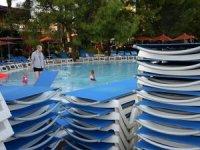 Siyasi gerginliğe rağmen Rus turistler Türkiye tatili için rezervasyonlara devam ediyor