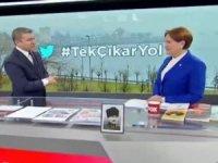 İYİ Parti lideri Akşener: İdlib'de ateşkes ilan edilmesini en azından Mehmetçiğimizin can güvenliği açısından olumlu karşıladık.
