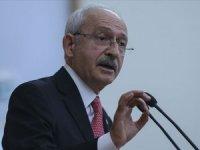 CHP Genel Başkanı Kılıçdaroğlu: Umarım kısa süre içerisinde aydınlık bir Türkiye'yi yeniden kuracağız